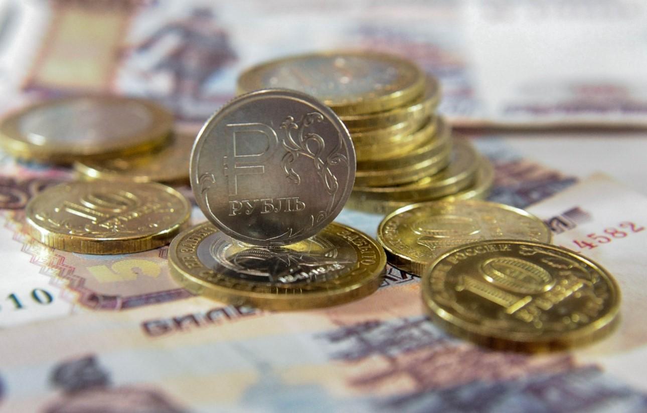 Рост рубля, падение доллара